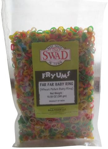 Swad Fryums Far Far Baby Ring 10.58 OZ