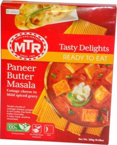 MTR Paneer Butter Masala Cottage Cheese in Mild Spiced Gravy 300 Grams