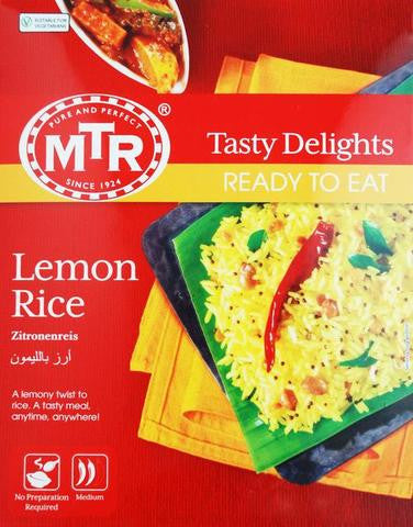 MTR Lemon Rice 300 Grams (10.56 OZ)