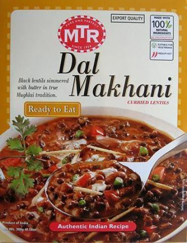 MTR Dal Makhani (Curried Lentils) 300 Grams (10.56 OZ)