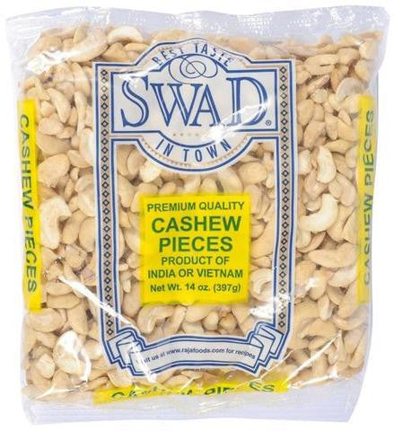 Swad Cashew Pieces 14 OZ (400 Grams)