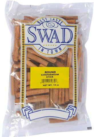 Swad Cinnamon Stick (Round) 14 OZ (400 Grams)