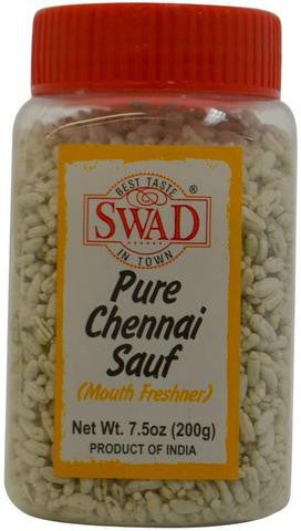 Swad Pure Chennai Sauf Mouth Freshener 200 Grams