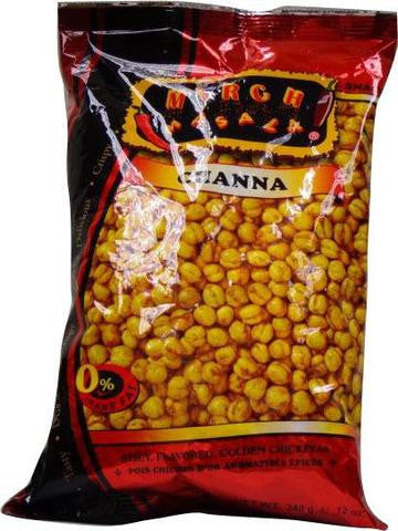 Mirch Masala Channa 340 Grams (12 OZ)