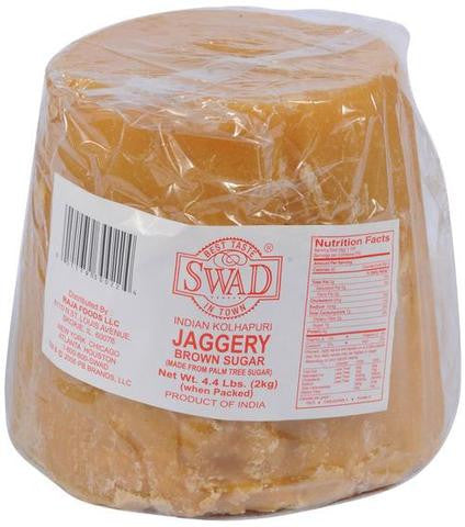 Swad Jaggery Brown Sugar 4.4 LBs