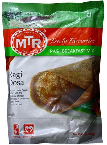 MTR Ragi Dosa Mix 500 Grams (17.6 OZ)