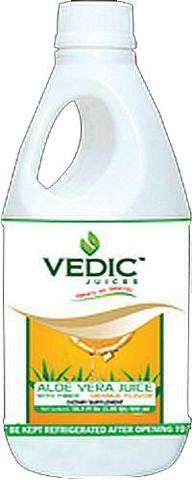Vedic Juices Aloe Vera Orange Juice