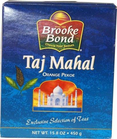 Brooke Bond Taj Mahal Tea 15.8 OZ (450 Grams)