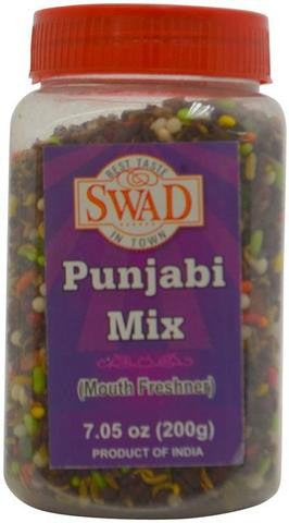 Swad Punjabi Mix Mouth Freshener 200 Grams