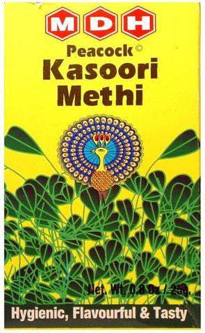 MDH Kasoori Methi 25 Grams (0.8 OZ)