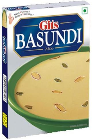 Gits Basundi Mix 200 Grams (7 OZ)
