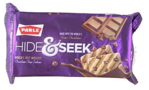 Parle Hide & Seek Chocolate Chip Cookies 4.05 OZ (120 Grams)