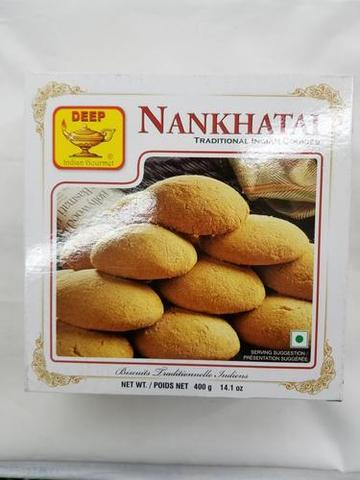 Deep Nankhatai 14 OZ (397 Grams)