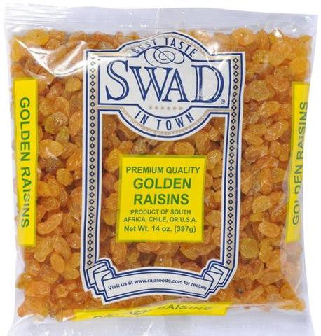Swad Golden Raisins 14 OZ
