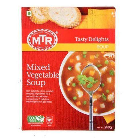 MTR Mix Vegetable Soup