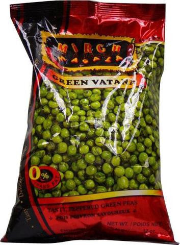 Mirch Masala Green Vatana 340 Grams (12 OZ)
