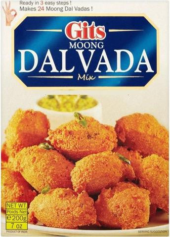 Gits Moong Dal Vada Mix 200 Grams (7 OZ)