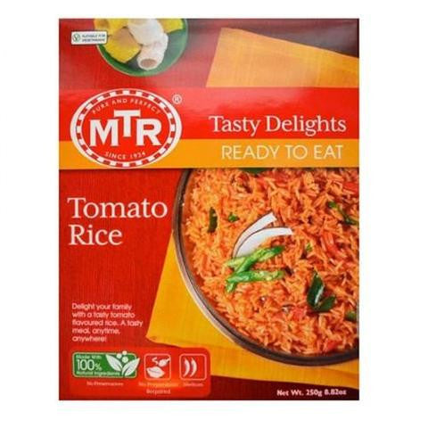 MTR Tomato Rice 250 Grams (8.82 OZ)