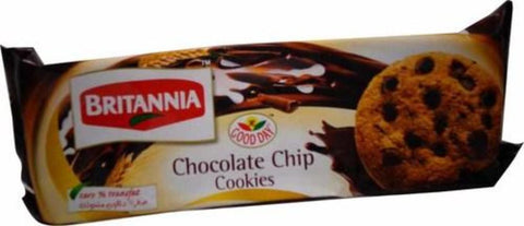 Britannia Good Day Chocolate Chip Cookies 4.4 OZ (125 Grams)