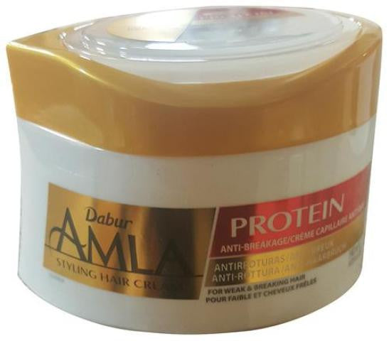 Dabur Amla Styling Hair Cream Protein Anti-Breakage 210 ML