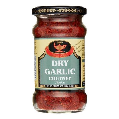Deep Garlic Chutney 8 OZ (227 Grams)