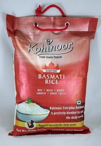 Kohinoor Everyday Rice 10 LB (4535 Grams)