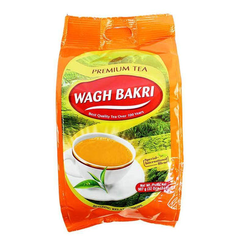 Wagh Bakri 2 lbs Loose Premium Black Tea Blend, 907g