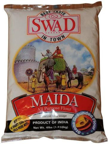 Swad Maida All-Purpose Flour 4 LBs