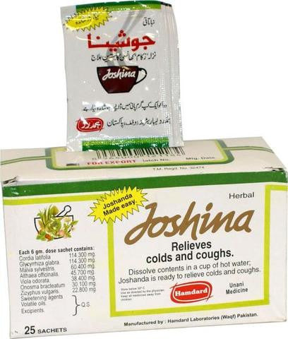 Hamdard Herbal Joshina or Joshanda 150 Grams