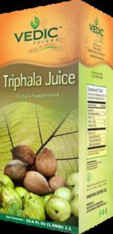 Vedic Juices Triphalla Juice