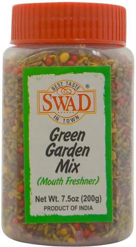 Swad Green Garden Mix Mouth Freshener 7OZ