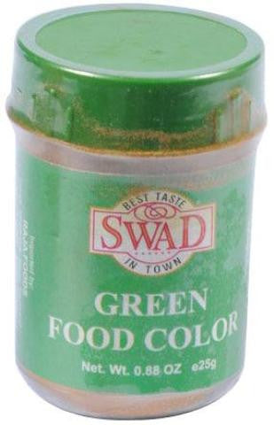Swad Green Food Color 25 Grams