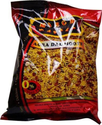 Mirch Masala Agra Daal Mooth 340 Grams (12 OZ)