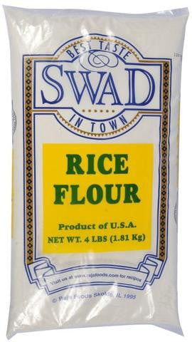 Swad Rice Flour 4 LB (1814 Grams)