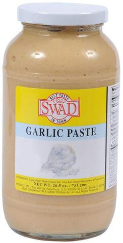 Swad Garlic Paste 26.5 OZ