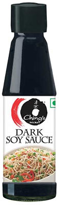Ching's Secret Dark Soy Sauce 7 OZ Bottle