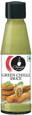 Ching's Secret Green Chili Sauce 6.75 OZ Bottle