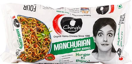 Ching's Secret Manchurian Noodles - 240gm - Family Pack