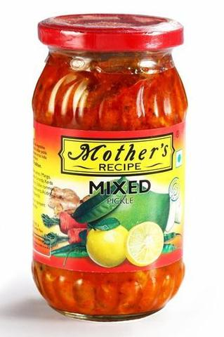 Mother's Mixed Pickle 18 OZ (500 Grams)