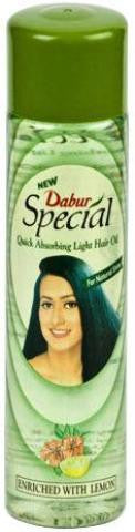 Dabur Special Quick Absorbing Light Hair Oil 200 ML