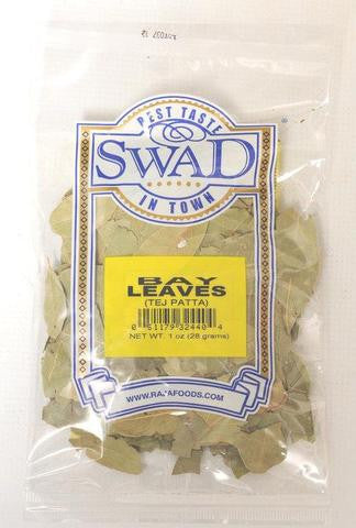 Swad Bay Leaves 1 OZ (28 Grams)