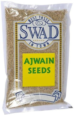 Swad Ajwain Seeds 3.5 OZ (100 Grams)