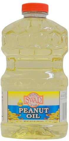 Swad Peanut Oil 32 FL OZ