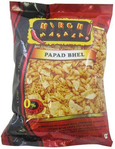 Mirch Masala Papad Bhel 10 OZ (283 Grams)