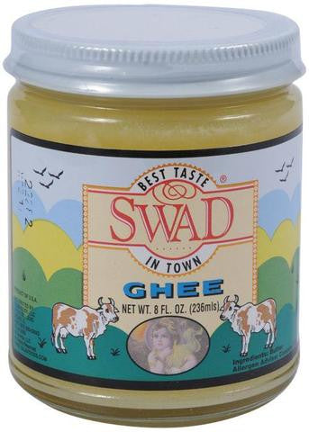 Swad Desi Ghee 8 Fl.OZ (236 ML)