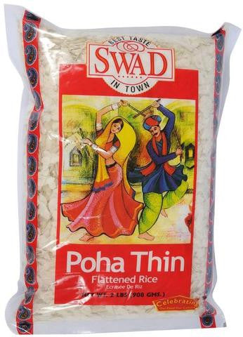 Swad Poha Thin Flattened Rice 2 LB