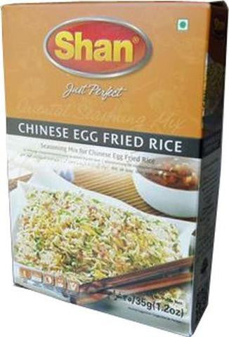 Shan Chinese Egg Fried Rice 1.2 OZ (35 Grams)