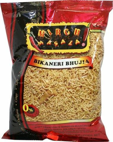 Mirch Masala Bikaneri Bhujia 340 Grams (12 OZ)