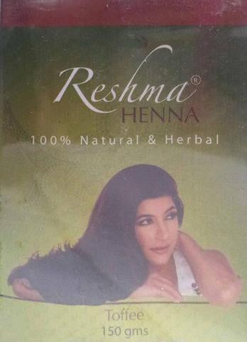 Reshma Henna Light Brown/Toffee 100% Natural & Herbal 150 Grams