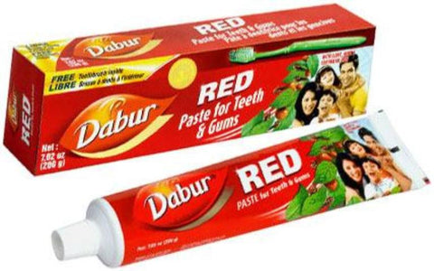 Dabur Red ToothPaste For Teeth & Gums 200 Grams
